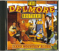 1er CD Delmore Brothers