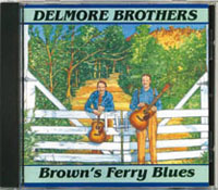 Second Delmore Brothers' CD