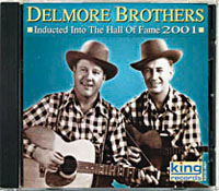 Third Delmore Brothers' CD