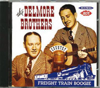 First Delmore Brothers' foreign CD