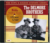 Sixth Delmore Brothers' foreign CD