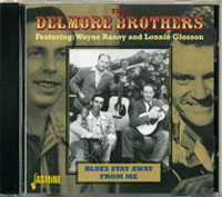 Fifteen Delmore Brothers' foreign CD