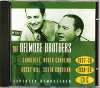 Fourth Delmore Brothers' foreign CD