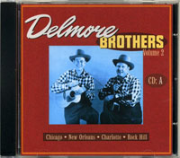 Seventh Delmore Brothers' foreign CD
