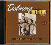 Eighth Delmore Brothers' foreign CD