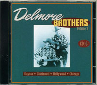 9e CD non US Delmore Brothers