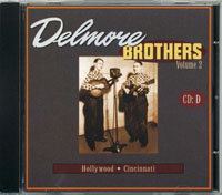 Tenth Delmore Brothers' foreign CD
