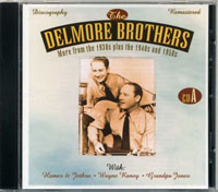 Eleventh Delmore Brothers' foreign CD