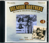 Twelfth Delmore Brothers' foreign CD