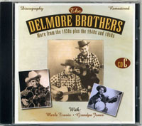 Thirteenth Delmore Brothers' foreign CD