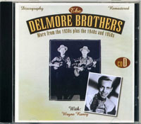 Fourteenth Delmore Brothers' foreign CD