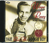 First Wayne Raney's foreign CD
