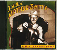 1er CD Fiddlin' Arthur Smith
