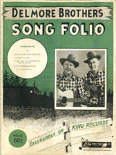 Song Folio Delmore Brothers