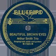 Delmore Brothers Bluebird 7221