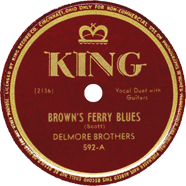 Delmore Brothers King 592