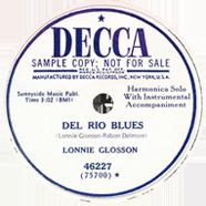 Delmore Brothers Decca 46227