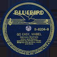 Delmore Brothers Bluebird 8204