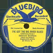 Delmore Brothers Bluebird 5531
