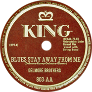 Delmore Brothers King 803