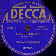 Delmore Brothers Decca 5878