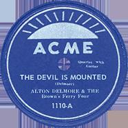 Delmore Brothers Acme 1110