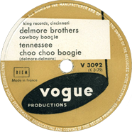 Delmore Brothers Vogue