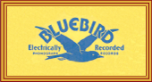 Label disques Bluebird