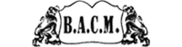B.A.C.M. Records logo