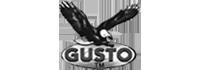 Gusto Records logo