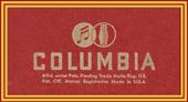 Logo Columbia Delmore Brothers