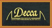 Logo Decca Delmore Brothers