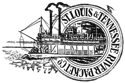 Logo St Louis & Tennessee River Packet