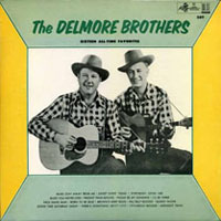 First Delmore Brothers' LP