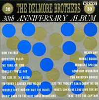 Second Delmore Brothers' LP