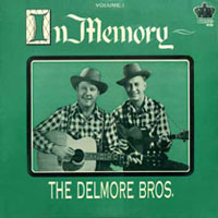 Third Delmore Brothers' LP