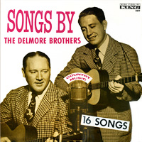 Delmore Brothers' reissue LP