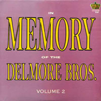 Fourth Delmore Brothers' LP