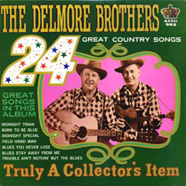 Fifth Delmore Brothers' LP