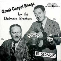 Eighth Delmore Brothers' LP