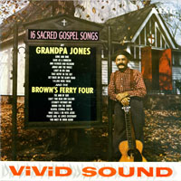 1er 33 tours Grandpa Jones