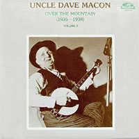 First Uncle Dave Macon's LP