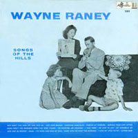 First Wayne Raney's LP
