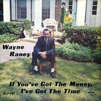 Third Wayne Raney's LP