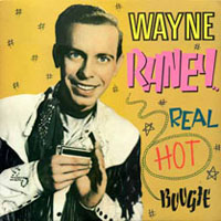 First Wayne Raney's foreign LP