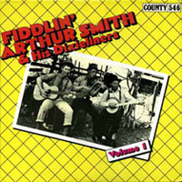 1er 33 tours Fiddlin' Arthur Smith