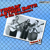 Second Fiddlin' Arthur Smith's LP