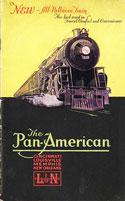 1925 Pan American booklet