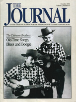 The Journal Delmore Brothers