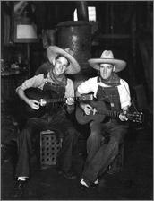 Delmore Brothers, 1930s